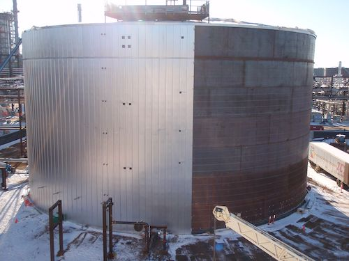 Scotford Upgrader Fort Saskatchewan, Alberta