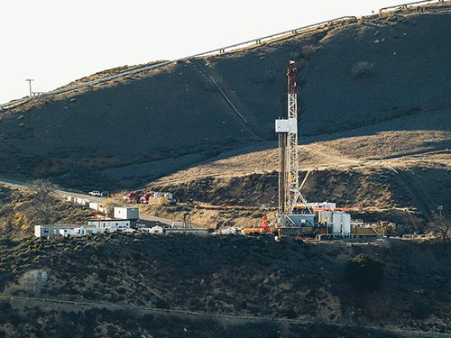 Aliso Canyon Gas Storage Closure Could Be Model for California's Energy Future
