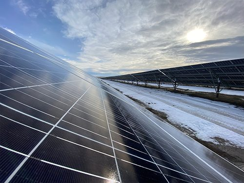U.S. Solar Confronts 'Incredible Challenge' as Biden Pledges Tenfold Growth by 2050